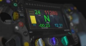 Nico Rosberg erklärt die Funktionsweise seines Formel 1 Lenkrads - Bildquelle: Video rtv