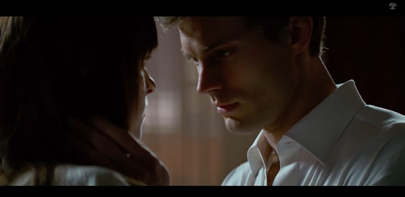 fifty shades of grey trailer - universal studios