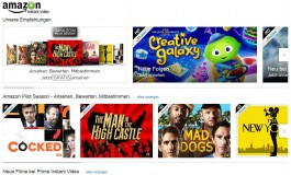 Amazon Prime Instant Video: Top 10 Serien Empfehlungen