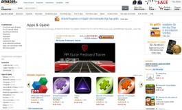BlackBerry OS Update: Android Apps aus dem Amazon App Shop installieren