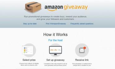 Gewinnspiel über Amazon Giveaway verantstalten