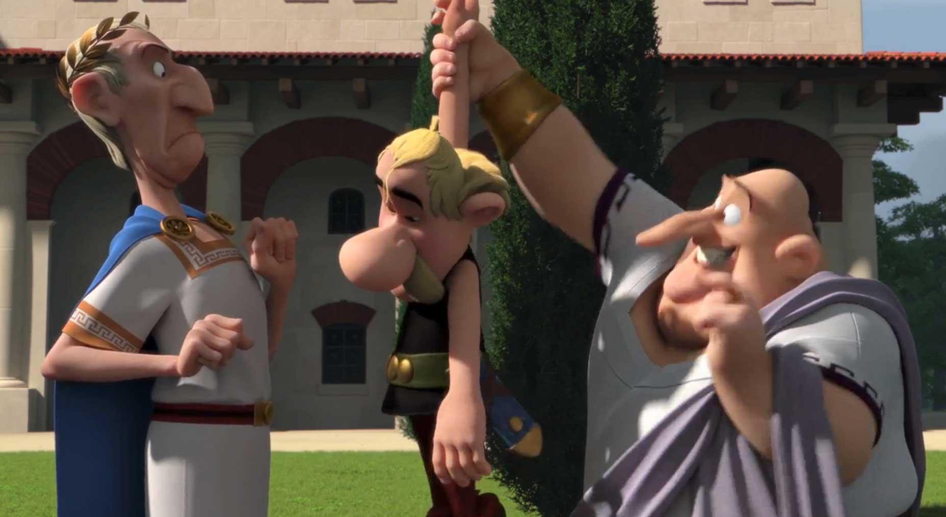 Asterix im Land der Götter: Trailer zum neuen Kinofilm - Bildquelle: Walt Disney