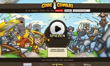Mit CodeCombat spielend programmieren lernen