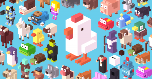 Charaktere in Crossy Road - Bildquelle: crossyroad.com