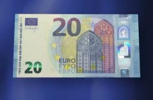 Der neue 20 Euro Schein: Überblick über alle Änderungen - Bildquelle: afp