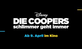 Die Coopers ab 9. April 2015 im Kino