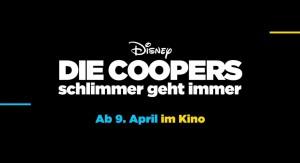 Die Coopers schlimmer geht immer: Kinostart am 9. April 2015 - Bildquelle: Disney / Trailer