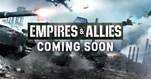 Im neuen Trailer könnt ihr einen Blick auf die kommende Spiele App Empires & Allies werfen - Bildquelle: Zynga // YouTube Video