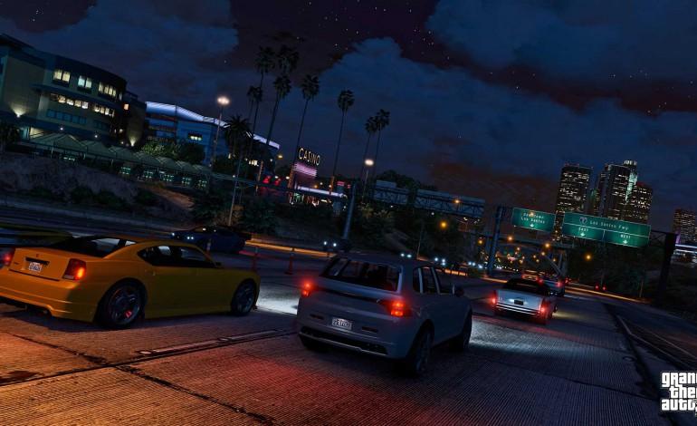 GTA V für den PC erscheint erst am 14. April 2015