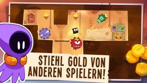 Stiehl das Gold von anderen Spielern in King of Thieves - (c) ZeptoLab