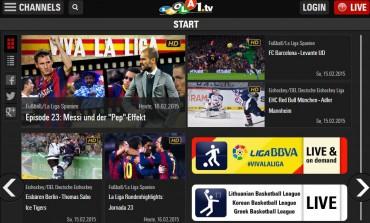 Mit Laola1.tv kostenlos spanischen Fußball online schauen