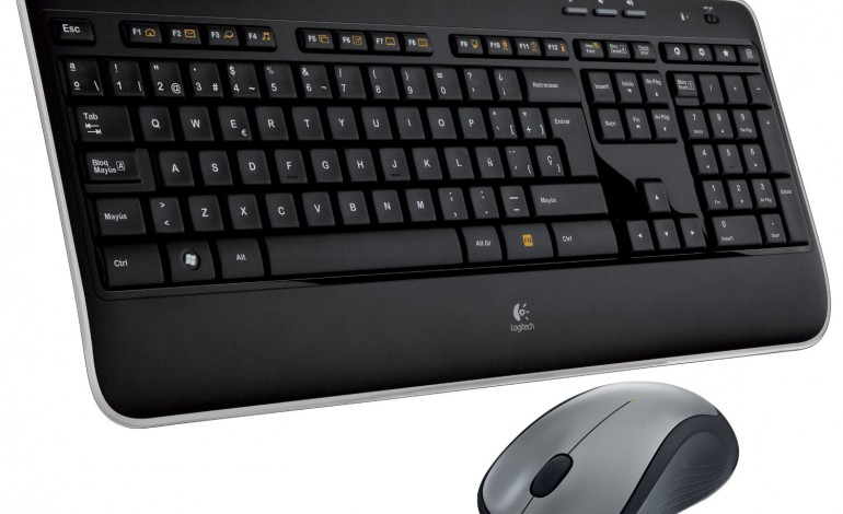 Logitech Wireless Combo MK520 Review: Maus und Tastur