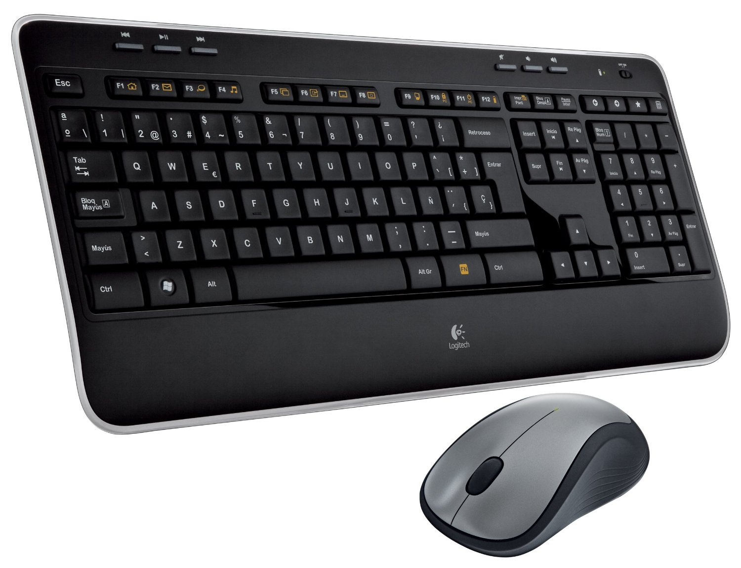 Logitech Wireless Combo MK520 - Bildquelle: Amazon