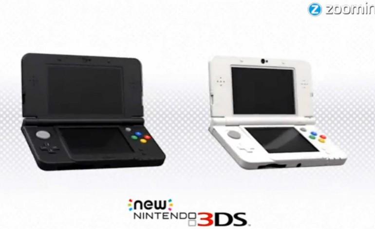 New Nintendo 3DS: Alle Informationen zur Handheld-Konsole