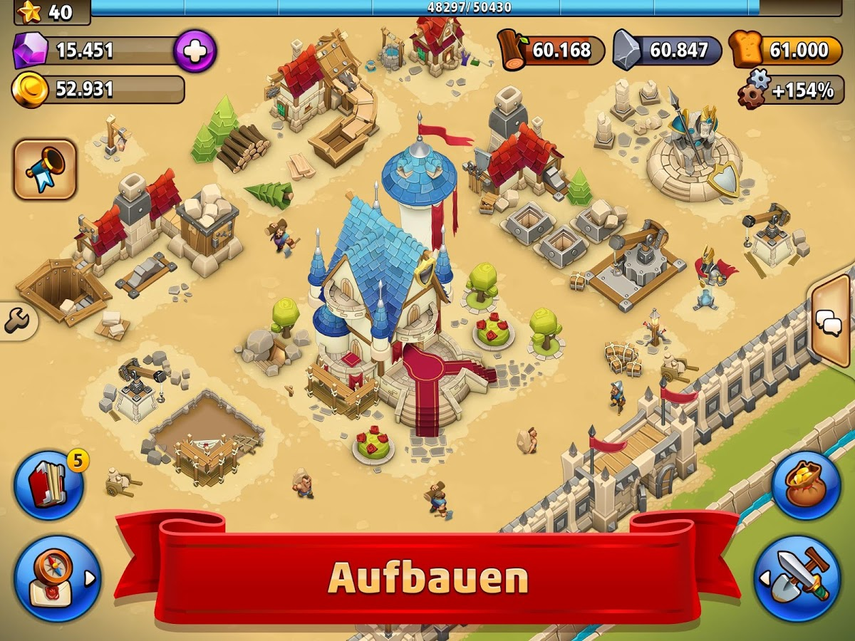 Shadow Kings Screenshot - (c) Goodgame Studios