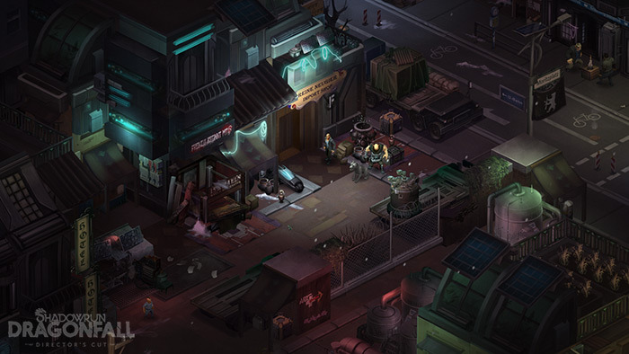 Shadowrun Hong Kong von Harebrained Schemes LLC