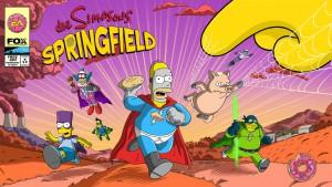 Simpsons Springfield Superhelden Event startet mit Teil 2 - Bildquelle: EA Mobile