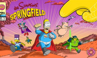 Teil 2 des Superhelden Event in Simpsons Springfield gestartet