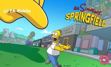 Simpsons Springfield: Valentinstag 2015 gestartet
