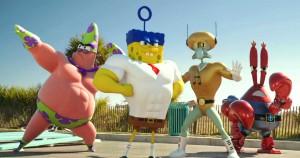 SpongeBob Schwammkopf 3D im Kino - Bildquelle: Paramount