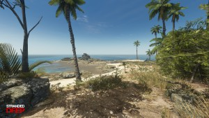 Screenshot zum Survival Game Stranded Deep - Bildquelle: Beam Team Games Studio