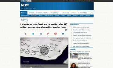 Die unglaubliche Geschichte von Sue Lamb