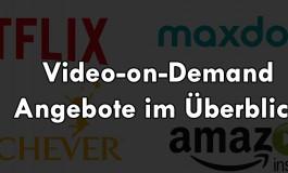 Netflix, Amazon und weitere Video-on-Demand Anbieter im Überblick 2015