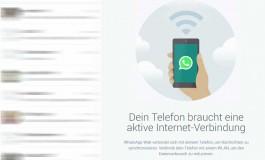 WhatsApp Webclient nun auch im Firefox und Opera nutzbar