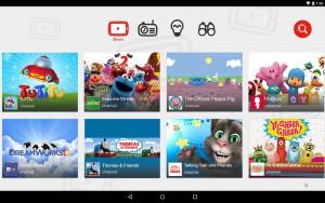 YouTube Kids App im Google Play Store kostenlos herunterladen - Bildquelle: Google Inc