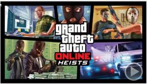 GTA V Online Heists Update Bildquelle www.Rockstar Games.de
