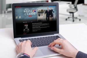 Die dritte Staffel House of Cards wird es in Deutschland bei Netflix erst in wenigen Monaten zu sehen geben - Bildquelle: netflix.com