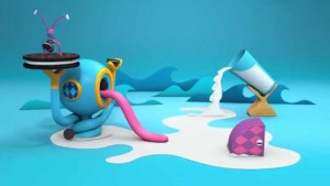 Screenshot aus dem Play With Oreo Werbespot - Bildquelle: Mondelez International
