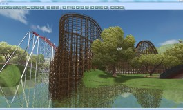 Theme Park Studio bei Steam im Early Access