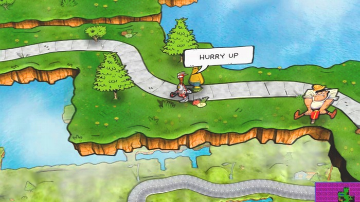Erster Blick auf ToeJam and Earl Back in the Groove - Bildquelle: Humanature Studios / Kickstarter