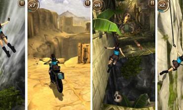 Lara Croft Relic Run für Android, iPhone und iPad erschienen