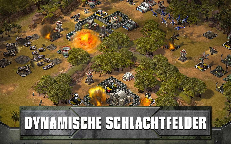 Spannende Schlachten erwarten euch in Empires and Allies - Bildquelle: Zynga