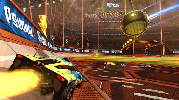 Aktuell ist der Spielspaß in Rocket League durch den Error 67 ein wenig getrübt - Screenshot (c) Psyonix